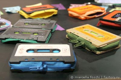 Кошелёк из кассеты - сделаем сами