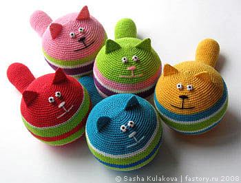 Вяжем игрушки крючком Рукоделие ВКонтакте.