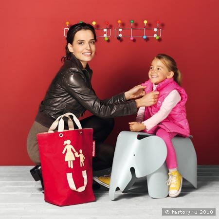 Сумка для мамы и ребенка