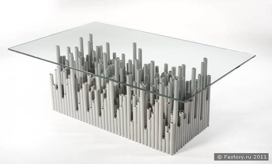 Мебель своими руками - журнальный столик