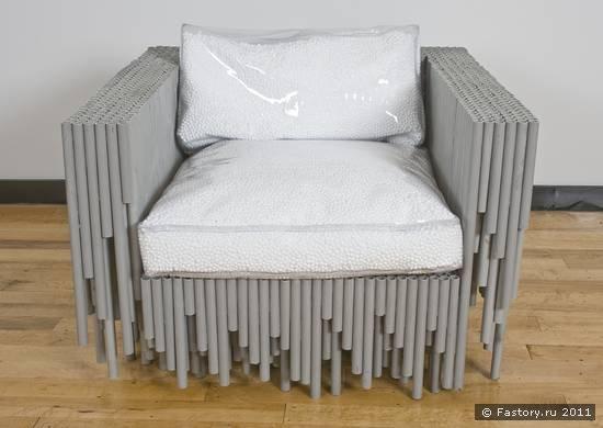Мебель своими руками - кресло