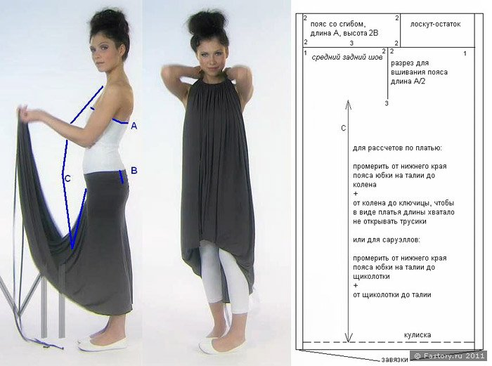 �������� ������ ����������� INFINITE DRESS