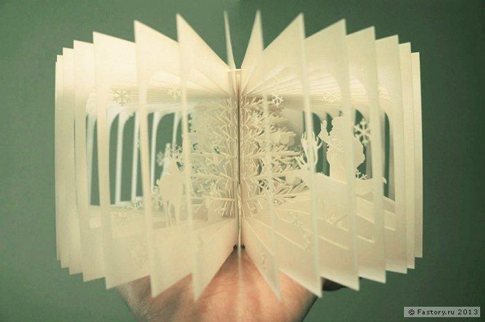3d книжка своими руками из бумаги 30