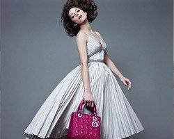 Фотосет Marion Cotillard для Lady Dior 2014