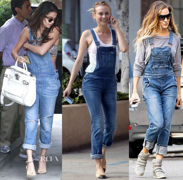 7e49d089c Мода возвращается - знаменитые модели и актрисы выбирают стильные ...