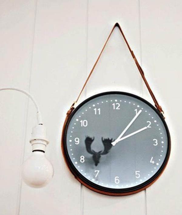 Как сделать волшебные часы фото 110
