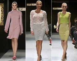 Модный показ Lu-Lanne в Милане