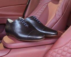 Коллекция обуви Aston Martin от Pakerson