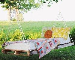 Handmade-мебель для любимой дачи