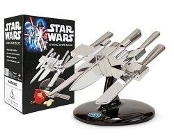 Звездолет из Star Wars… или подставка для ножей?