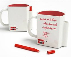 Чашка Memo Mug - подарок на память