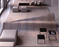 Ковер превращается… в дизайнерский диван