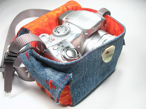 Корпус для фотокамеры своими руками