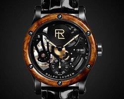 Часы с «открытым верхом» от Ralph Lauren