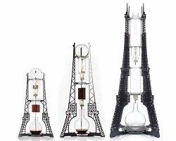 Стильная кофеварка в форме Эйфелевой башни