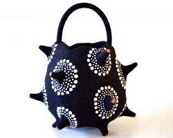 Дизайнерские сумки из фетра – носите искусство!