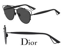 Модные марки: очки Dior Technologiс