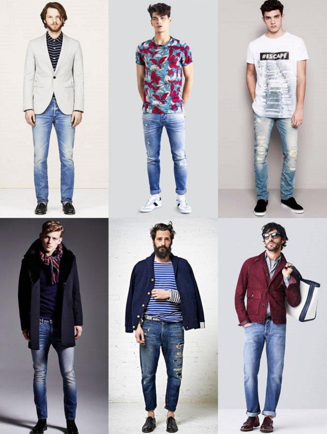 c8433f2b95e Модный fashion-тренд сезона - коллекции джинсовых курток