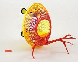 3D кормушки для птиц – дизайн на пользу природе