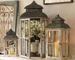 10 идей декора из старых оконных рам