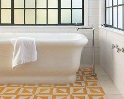 10 стильных идей для дизайна ванной комнаты