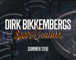 Fashion показ Dirk Bikkembergs sport 2016