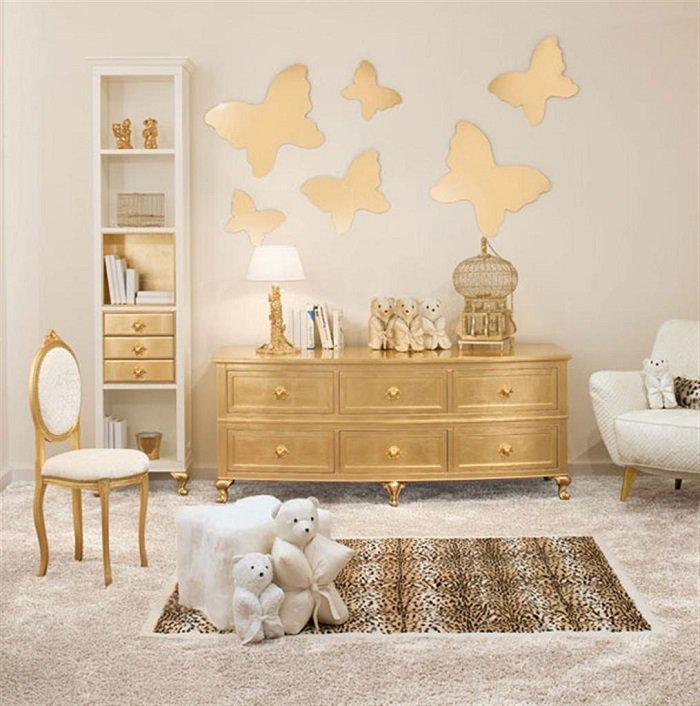 Дизайнерская мебель для детской by Halley