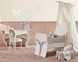 Дизайнерская мебель для детской комнаты by Halley