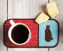 Мастер-класс: подставка для чашки с чаем