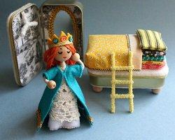 Волшебные сказки из фетра by Larissa Holland