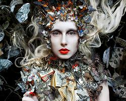 Фото-проект «Страна чудес» by Kirsty Mitchell