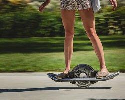 Инновационный электро-транспорт Hoverboard