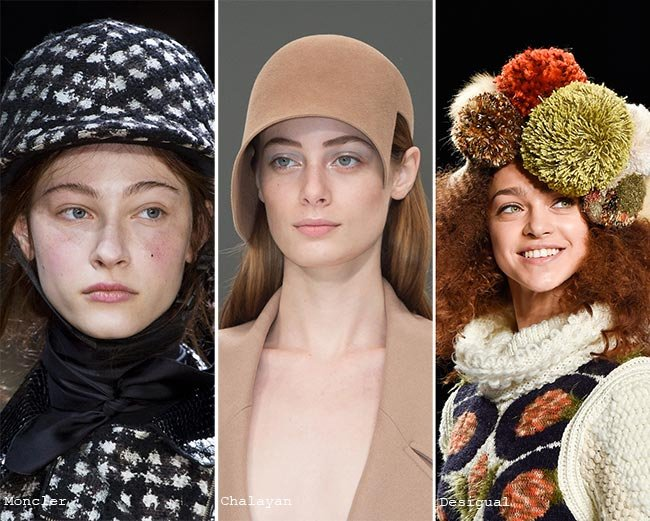 Головные уборы – модные тренды сезона