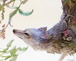 Сюрреалистичные фигуры животных by Ellen Jewett