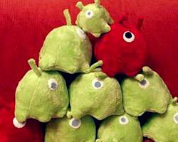 Brain slug party - теперь и в Москве