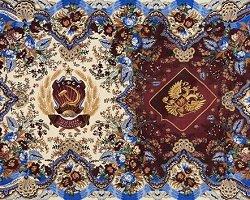 Дизайнерские ковры в ретро-стиле
