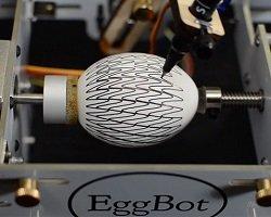 Инновационный декор пасхальных яиц