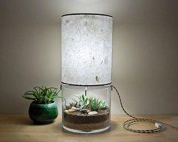 Дизайнерская лампа-вазон by SHare Studios