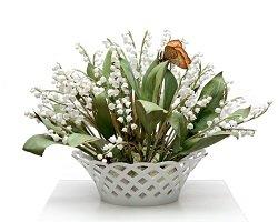 Декоративные цветы из фарфора by Vladimir Kanevsky