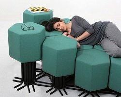 Модульная мебель Lift-Bit: воплощение мечты