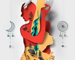 Объем и его иллюзия в работах Eiko Ojala