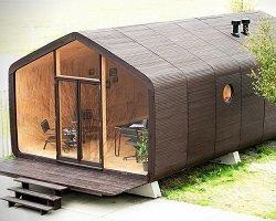 Модульный дом Wikkel House – путешествие с комфортом