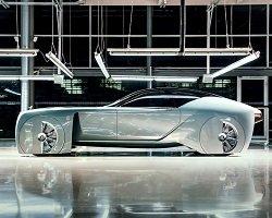 Роскошь концептуального авто от Rolls-Royce