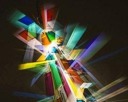 Световые картины на стенах by Stephen Knapp