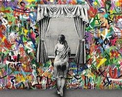 Оригинальный стиль граффити by Martin Whatson