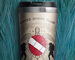 Термокружка United Divers Club
