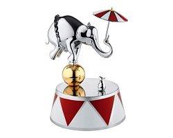 Коллекция кухонных аксессуаров в цирковом стиле