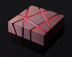 Десерты идеальной формы от архитектора Динары Касько