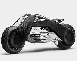 Концептуальный мотоцикл BMW Motorrad Vision Next 100