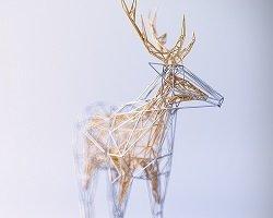 Элегантный мир 3D скульптур by Mat Szulik